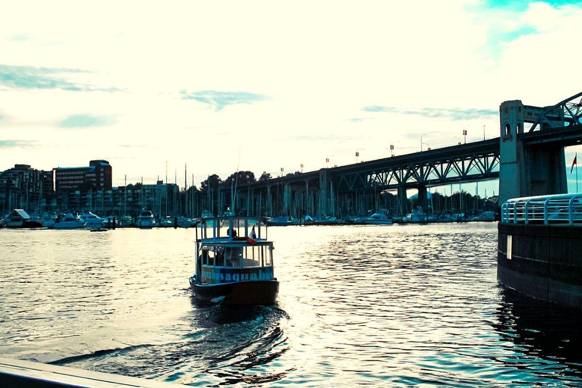The Aquabus Vancouver.