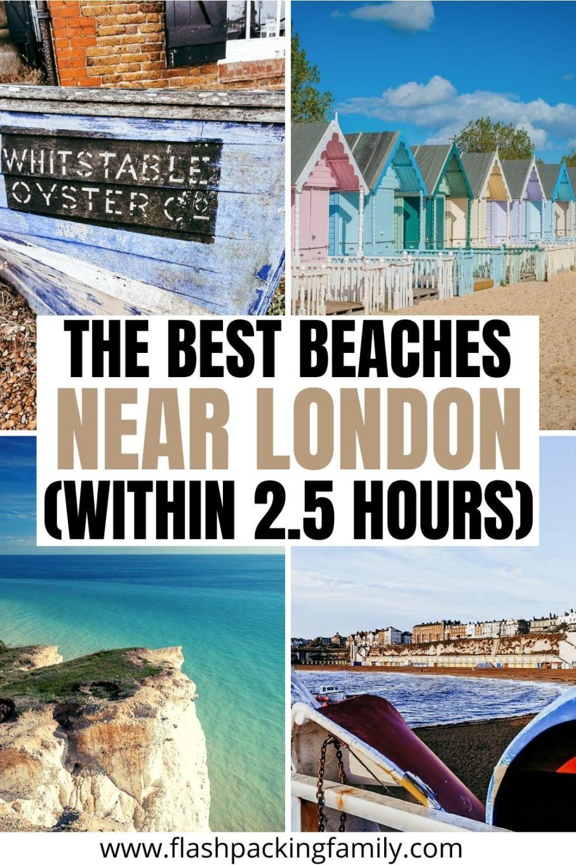 The Best Beaches Near London