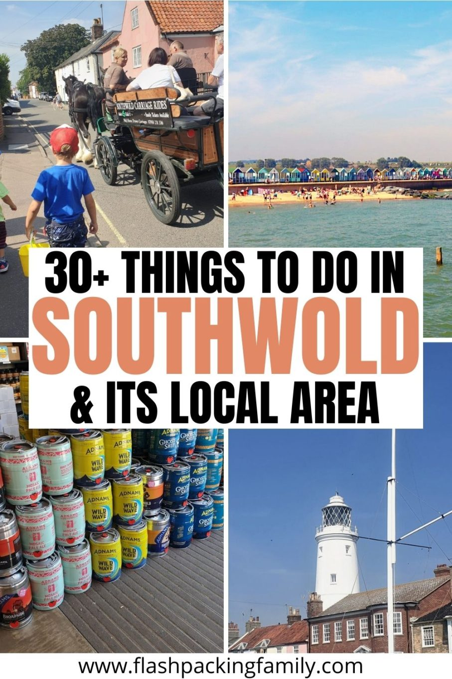 30+ Things to do in Southwold and its local area.