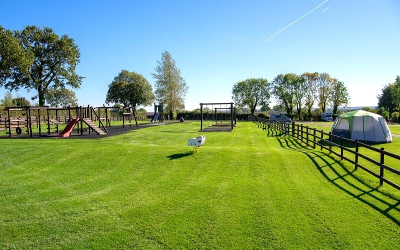 Ashbourne Heights Holiday Park.