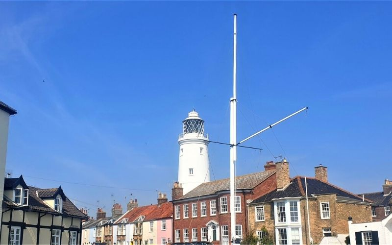 Southwold lighthouse in Suffolk.