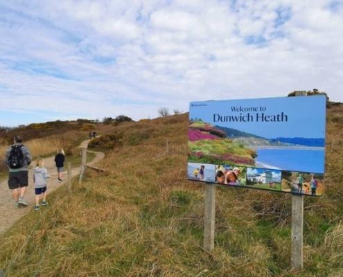 Dunwich Heath walks.