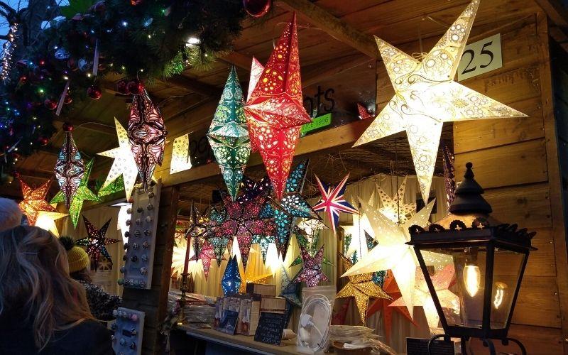 Christmas markets in Hertfordshire.