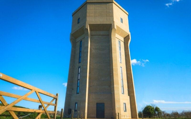The Concrete Castle in Freston.