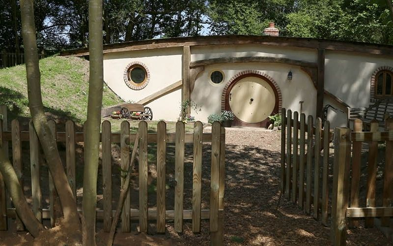 Unusual places to stay in Suffolk at The Pod Hollow at West Stow Pods