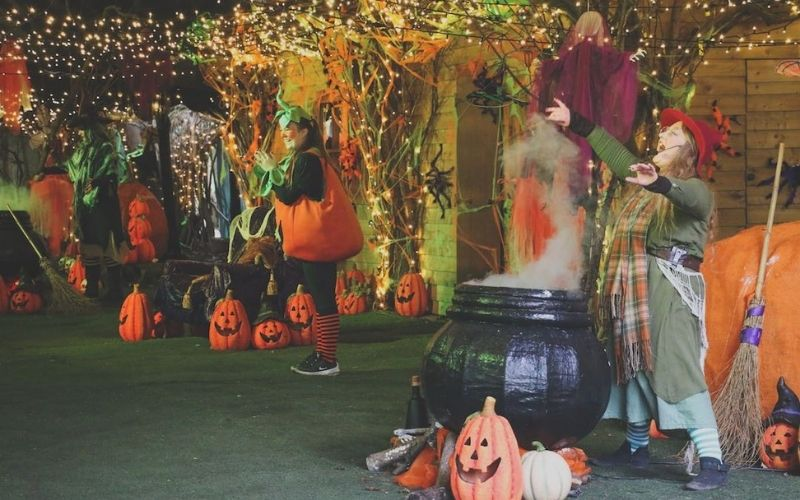 Audley End Halloween Special