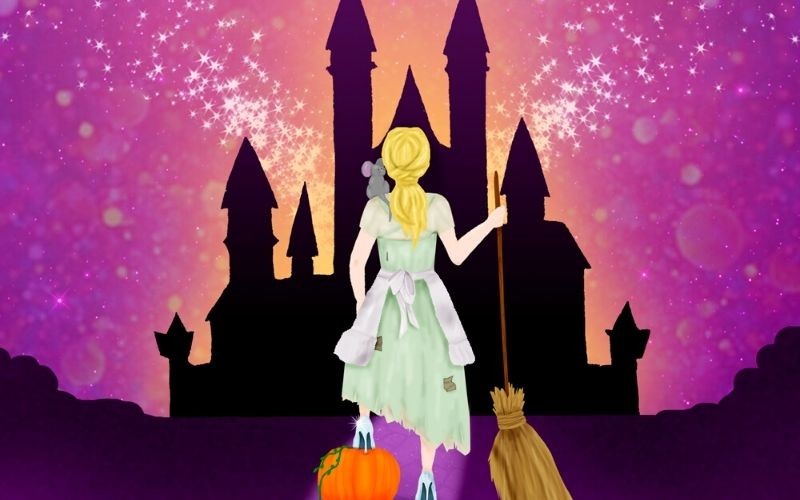 Cinderella at the Theatre Royal in Bury St Edmunds