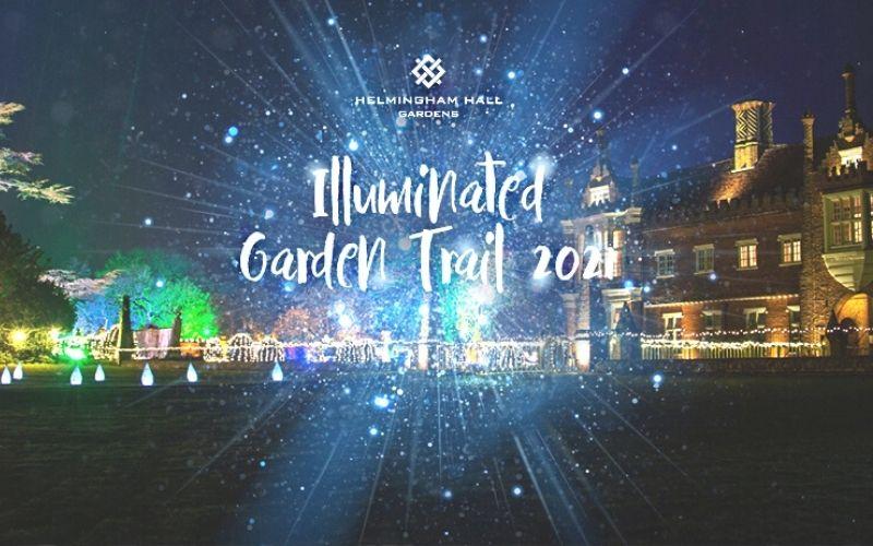 Helmingham Hall Illuminated Trail 2021