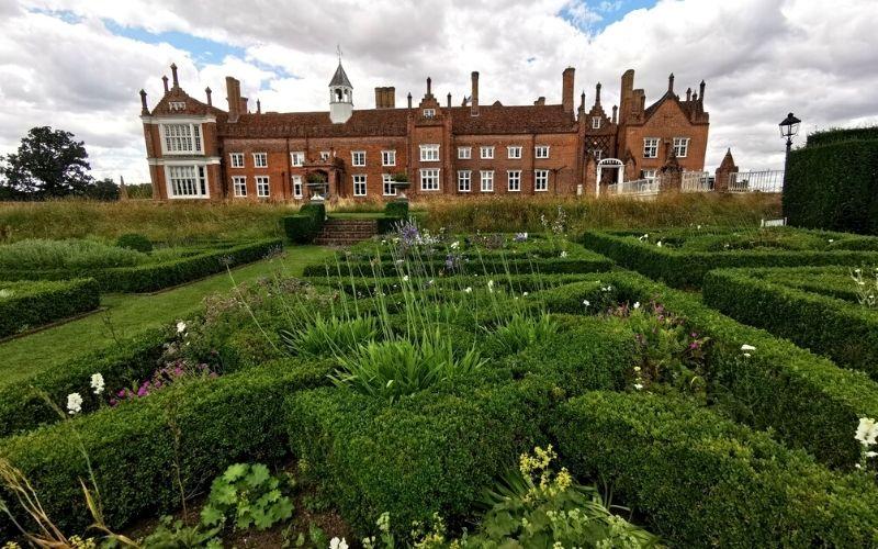 Helmingham Hall and Gardens.