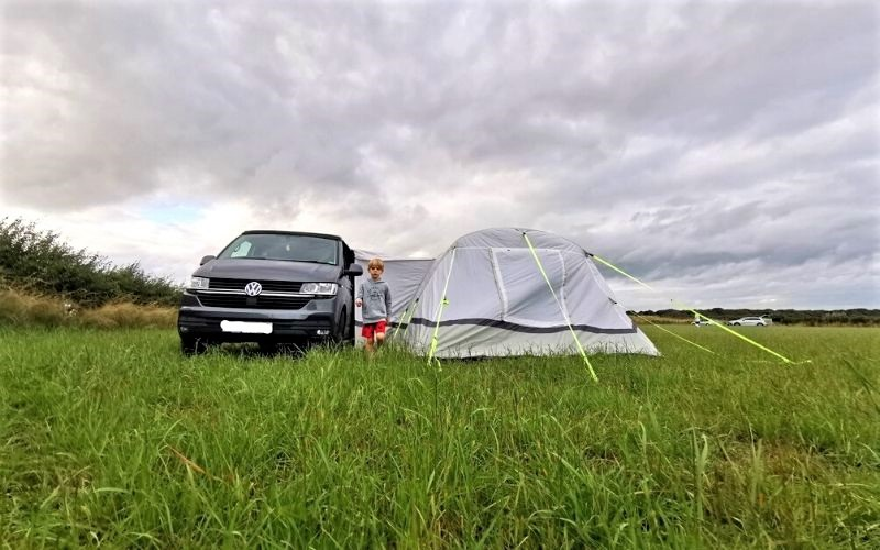 Olpro Coccon Breeze Air Awning