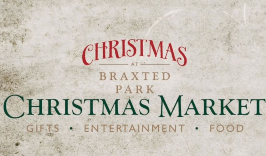 Braxted Christmas Market in Essex.