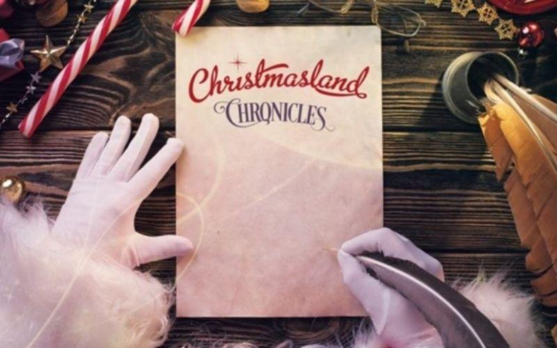 Christmasland at Bluestone.