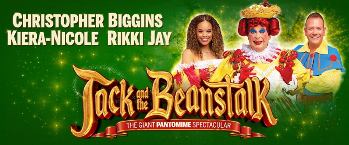 Jack and the Beanstalk at The Orchard Theatre in Kent
